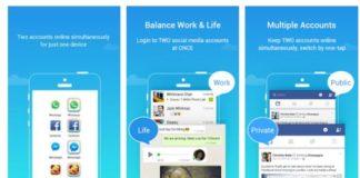 mejores aplicaciones clonadas iphone y android