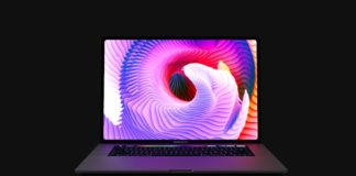 MacBook Concept Image