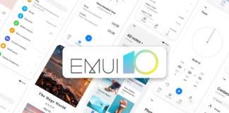 EMUI 10 Huawei Honor Android 10 smartphones atualização