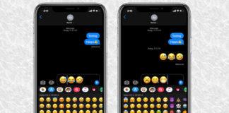 Emoji-prediktiva tangentbordet fungerar inte på iOS 13? Här är lösningen