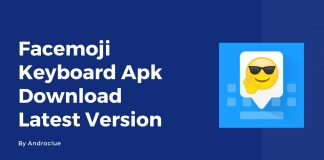 Facemoji Keyboard Apk Ladda ner senaste versionen för Android (2020)