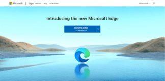 Händer på med den nya Microsoft Edge (Chromium-versionen)