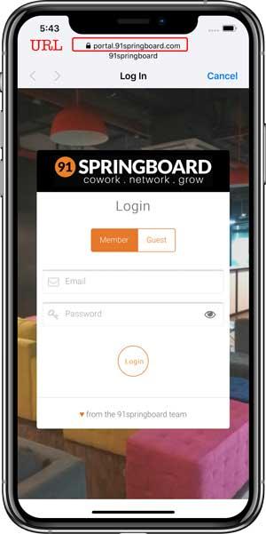Hur du loggar in automatiskt på valfri portal Wi-Fi på iOS 1
