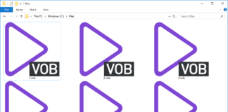Image result for How To Open VOB Files On Windows 10