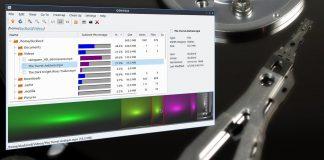 Hur man upptäcker och rensar hårddisklagring med QDirStat i Linux