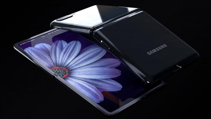 Samsung fällbara smartphone Galaxy Z har specifikationer släppta online