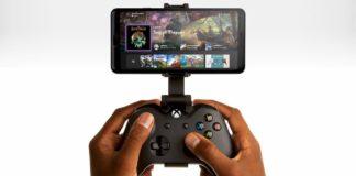 Xbox Console Streaming anlände till nationellt territorium