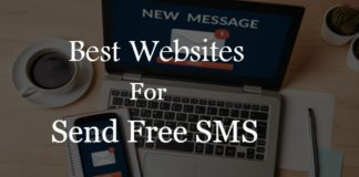 Best Sites to Send Free SMS Without Registration