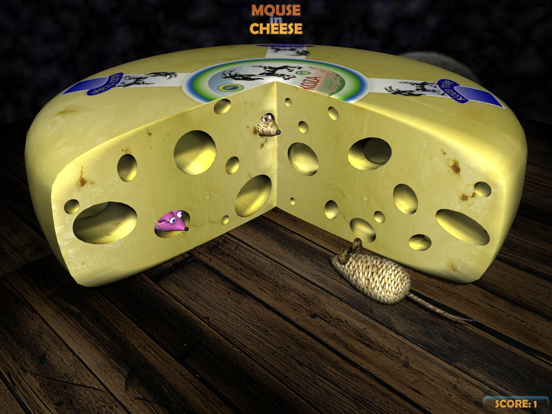 Mus i ost-iPad