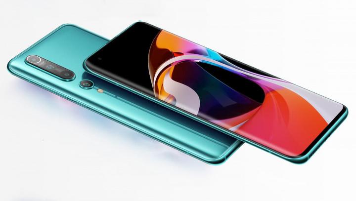 Xiaomi Mi 10 smartphone-bild