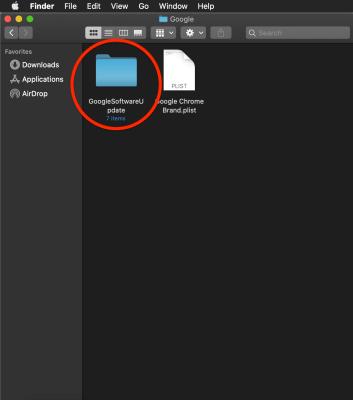 Hur du avinstallerar och installerar om Chrome 5