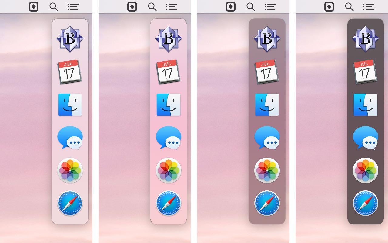 SwitchGlass är en dedikerad appomkopplare för din Mac med massor av anpassningsalternativ 2