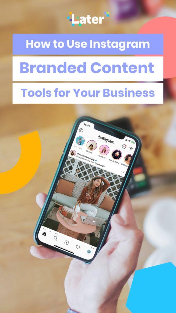 Hur man använder Instagram Verktyg för märkesinnehåll för ditt företag 8