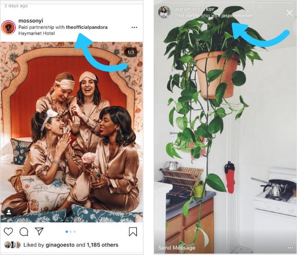 Hur man använder Instagram Verktyg för märkesinnehåll för ditt företag 2