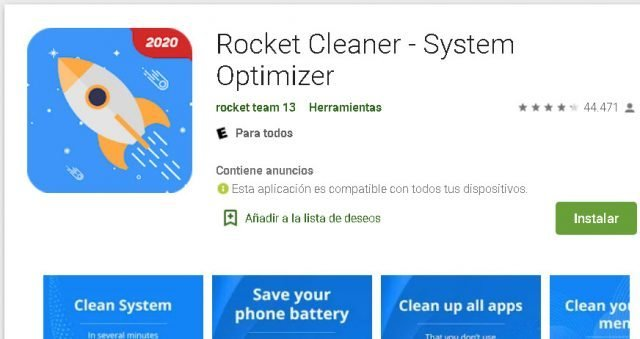 Dessa appar lovar att optimera din Android, men de kommer verkligen att fylla den med reklam 2