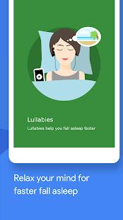 Sömn som Android Sovcykel smart larm Skärmdump