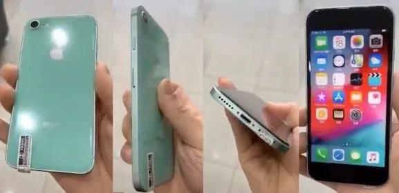 Läcka: Kommer det att bli den nya iPhone 9 den Apple? 3