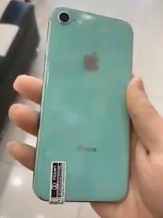 Läcka: Kommer det att bli den nya iPhone 9 den Apple? 2