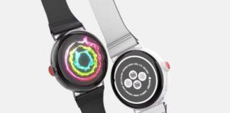 Circular Apple Watch Concept