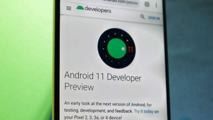 Android 11 Beta: Google đã có ngày công bố phiên bản đầu tiên của nó sistema 1