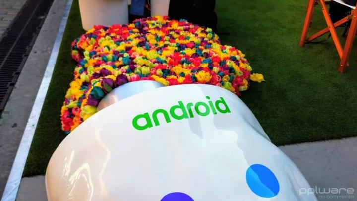 Android 11 avslöjas oavsiktligt på Internet av Google själv 1