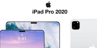 iPad Pro Concept 2020