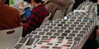 Coronavírus: 2000 iPhones enviados para navio em quarentena