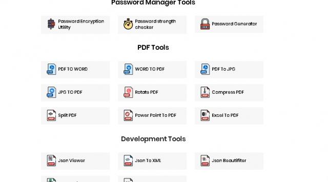 Dupli Checker, mer än 100 gratis verktyg för att arbeta på internet 2