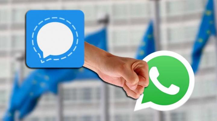Europeiska kommissionen: Anställda bör använda Signal istället för WhatsApp