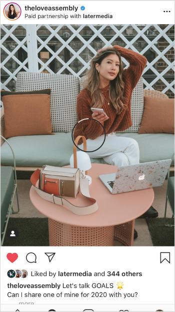 Hur man använder Instagram Verktyg för märkesinnehåll för ditt företag 1