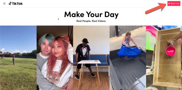 Hur man publicerar TikTok-videor från skrivbordet 1