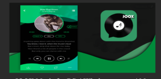 JOOX Music App for PC Free Download