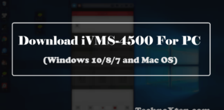 Ladda ner iVMS-4500 för PC Windows 10 /7/8 Bärbar dator