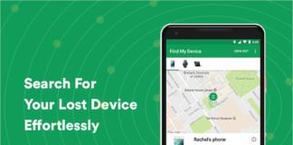 Med Google Hitta min enhet kan du snabbt söka i dina prylar