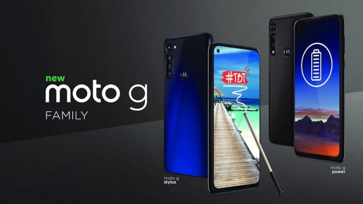 Motorola lanserar äntligen Moto G Stylus och Moto G Power 1