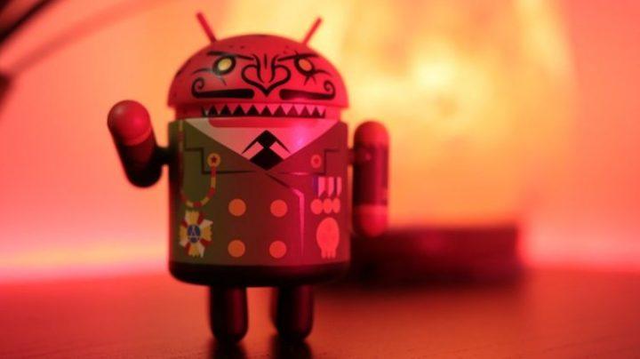 Android-appar malware-konton säkerhet