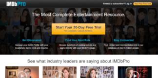 Vad är IMDbPro? Är det värt pengarna?