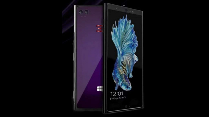 Windows  10 Android-smartphone Emperion Nebulus