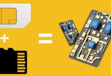 Xiaomi SIM cartão microSD smartphones