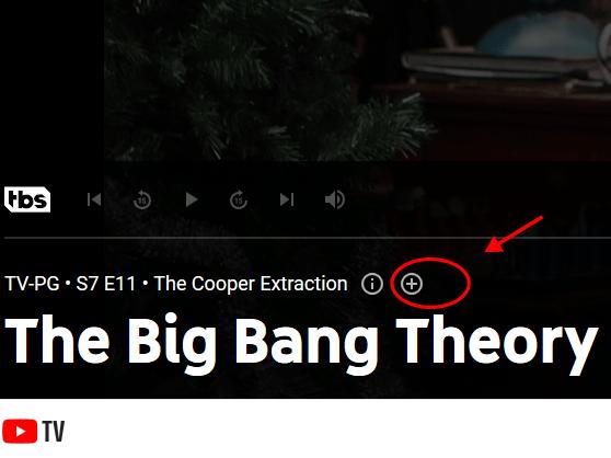 Làm thế nào để ghi lại chương trình phát sóng trực tiếp trên YouTube TV 5