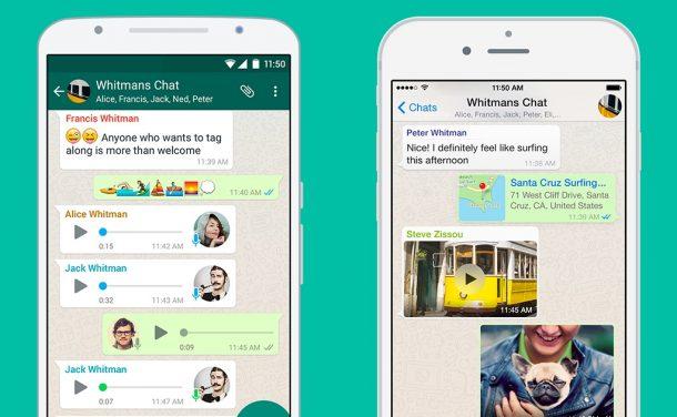 Tri jednoduché kroky na získanie priestoru na WhatsApp 2