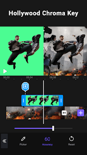 VivaCut - PRO Video Editor, Skärmdump för videoredigeringsapp
