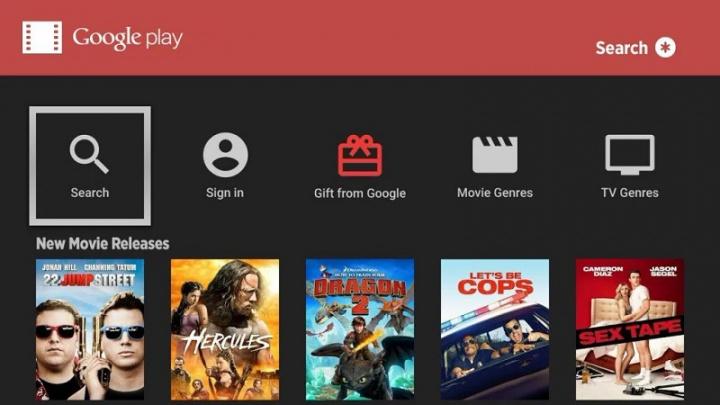 Google Play Movies förväntas erbjuda hundratals filmer ... med reklam 2