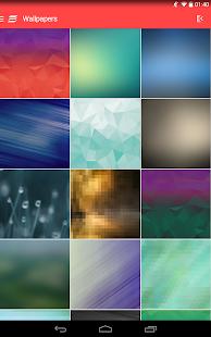 Alos - Icon Pack Skärmdump