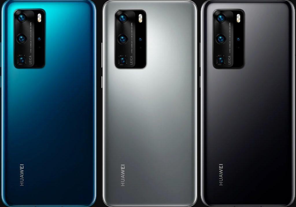 Tải hình nền Huawei P40 Pro Plus 1