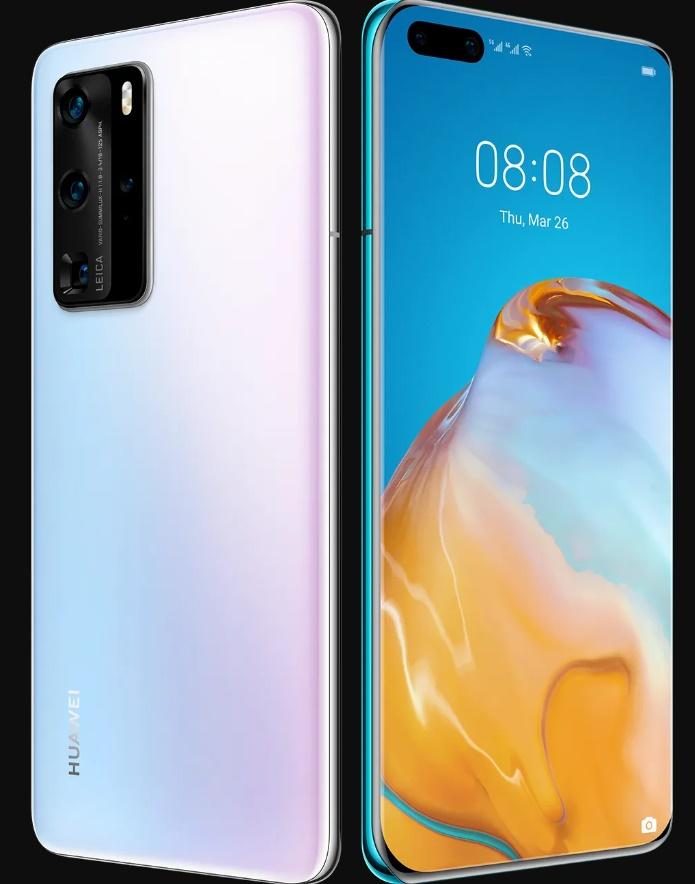Hình nền Huawei P40 Pro Plus
