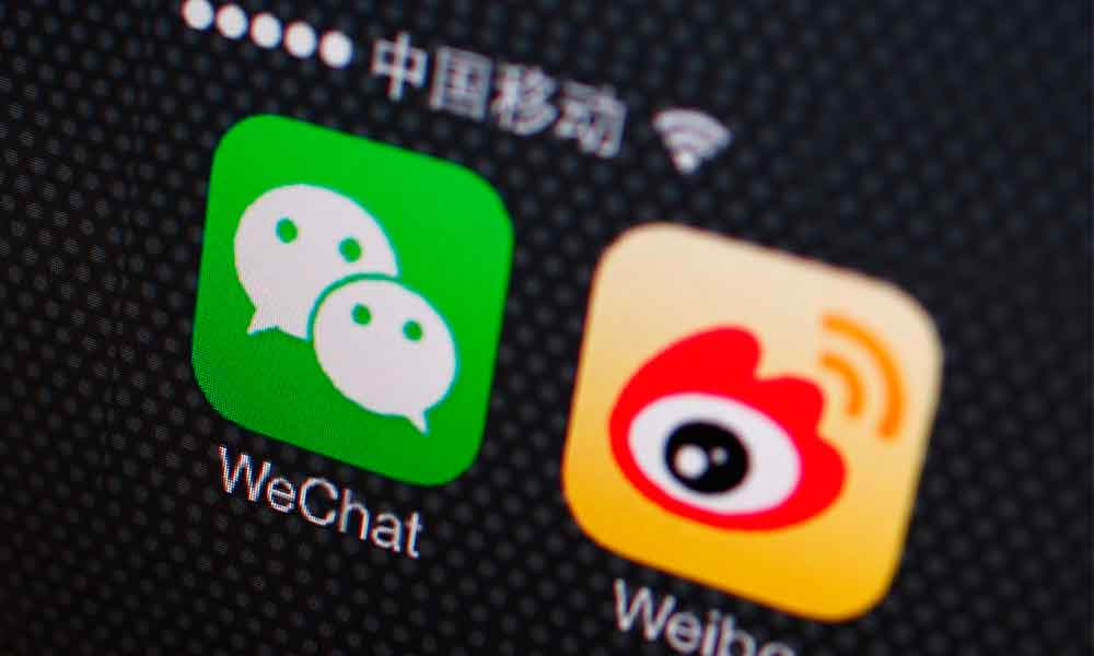 WeChat befann sig vara censurera specifika nyckelord om Coronavirus 3