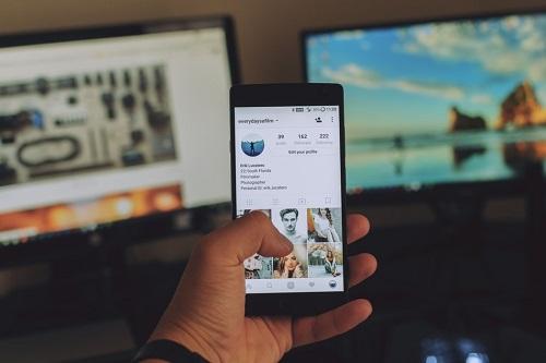 Instagram  hur du publicerar historien på din berättelse