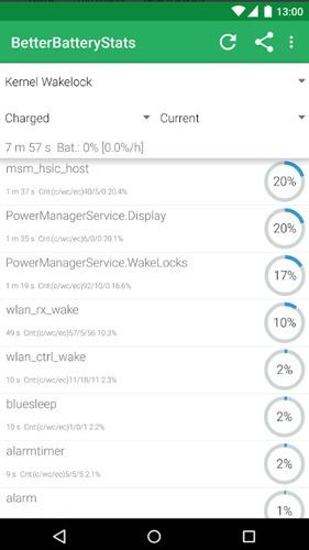 Fix Google Play Battery Drain Betterbatterystats