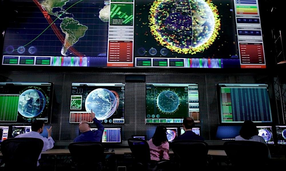 Lực lượng vũ trụ: Chính phủ Hoa Kỳ $1.5 Hàng rào không gian nghìn tỷ hiện đang hoạt động 3